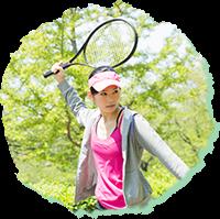 テニス肘を改善したい