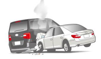 交通事故でのむちうち